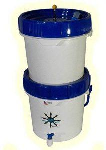 SHTFandGO Gravity Well Ultra Water Filter Purifier