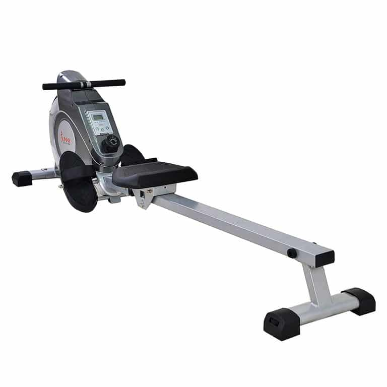 Sunny Health Fitness SF RW5515 Magnetic Rowing Machine Perfect for all fitness Levels