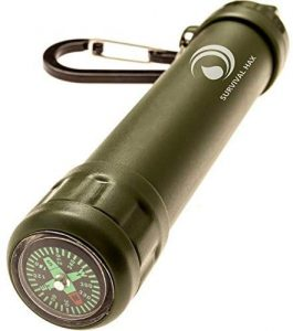Survival Hax Water Filter