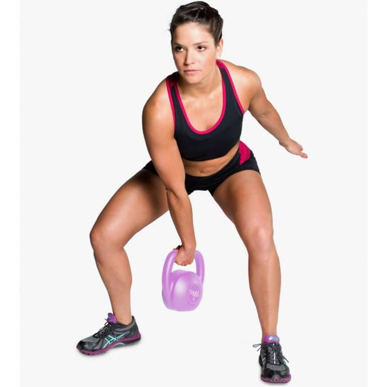 Tone Fitness Kettlebell and the choice of women