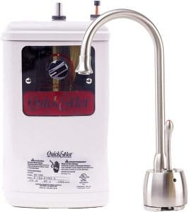 Waste King H711-U-SN Quick & Hot Water Dispenser Faucet & Tank