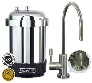 WaterChef® U9000 Premium Under-Sink Water Filtration System