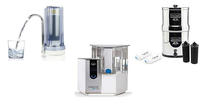 best-countertop-water-filter-systems