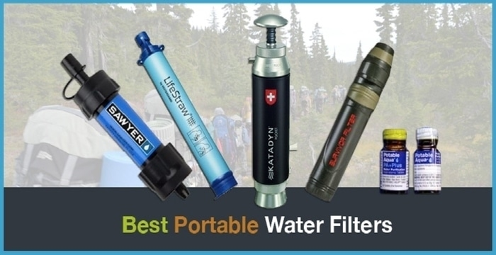 best-portable-water-filters
