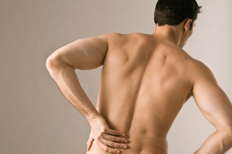 Back pain categories