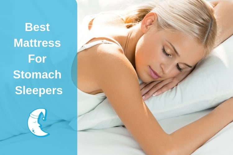 Best Mattress For Stomach Sleepers Feature Image