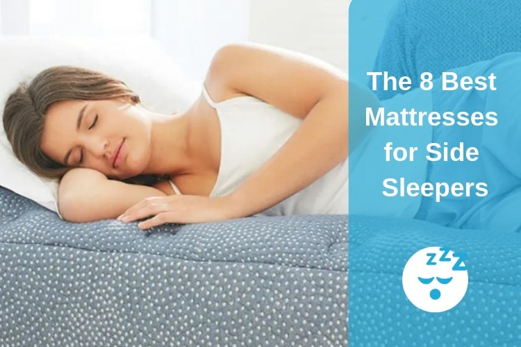 Best Mattress for Side Sleepers Feature Image