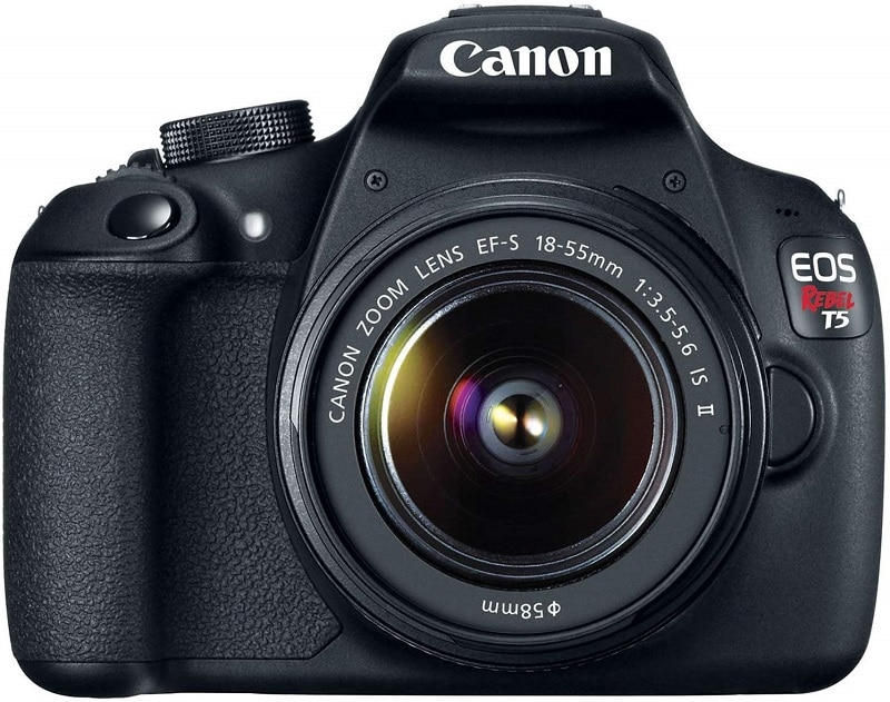 Canon EOS Rebel T5 Digital SLR Camera