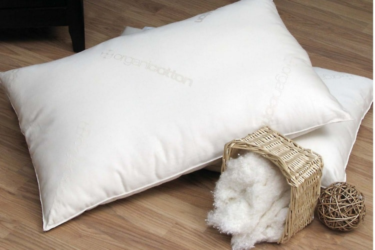Cotton pillow filling