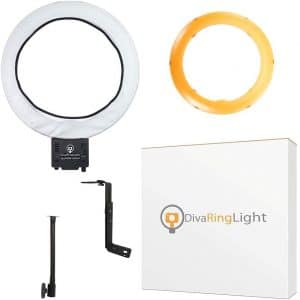 Diva Ring Light Super Nova Dimmable Ring Light