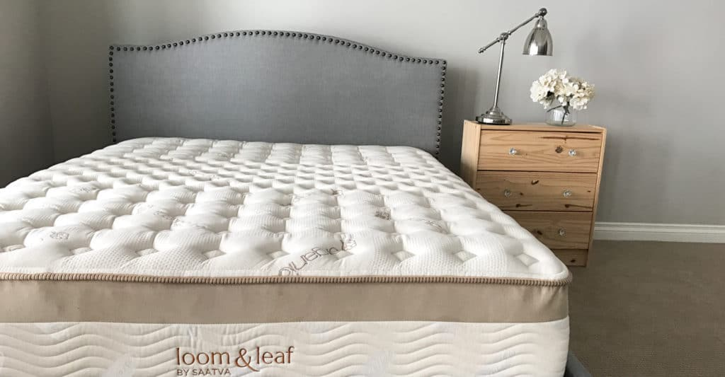 Feature of Loom and Leaf Mattress