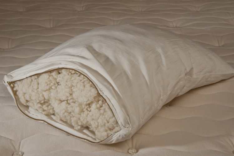 Kapok pillow filling