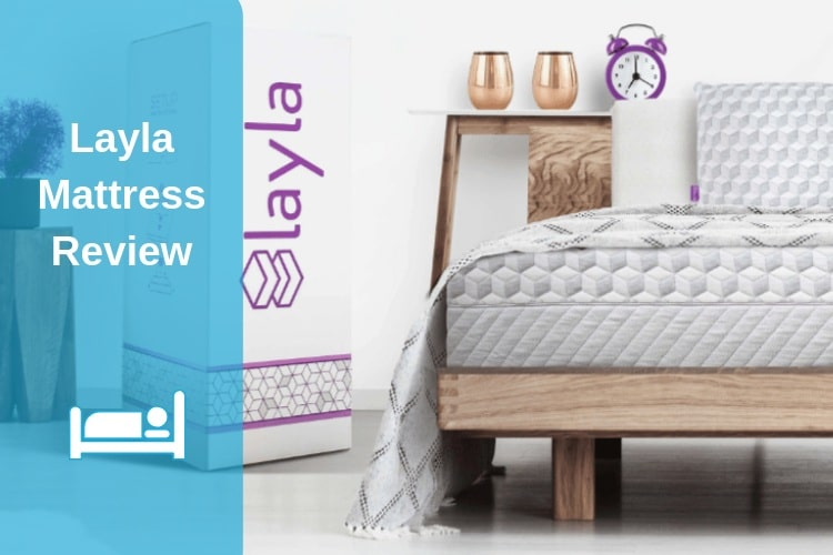 Layla Mattress Reviews Feature Image