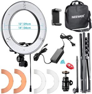Neewer RL-12 LED Ring Light
