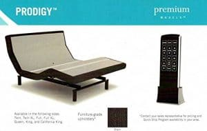 Prodigy 2.0 Leggett & Platt Adjustable Bed Base