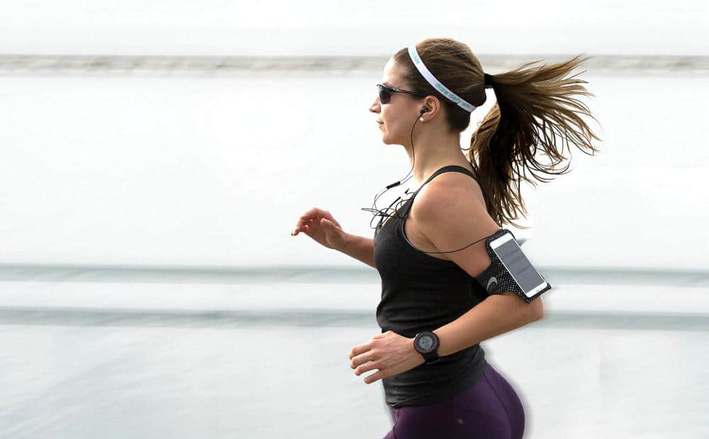 Smartwatch for Fitness Tracking