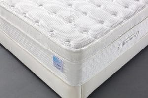 Smith & Oliver Pocket Spring Mattress
