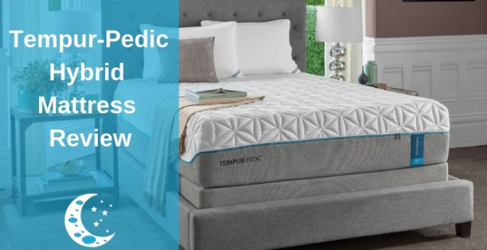 Tempur pedic mattress Feature Image
