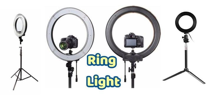 Top 5 Best Ring Lights for Makeup Artist, Photographers & Vloggers