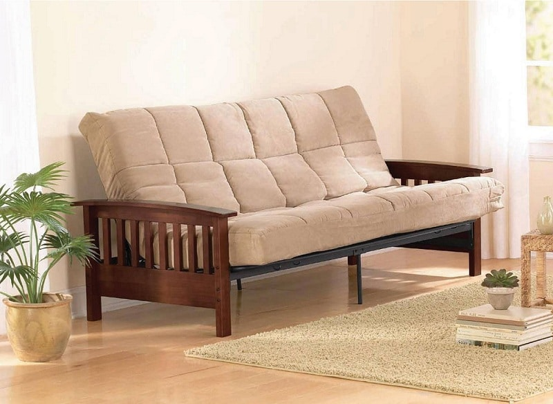 Better Homes & Gardens' Neo Mission Futon