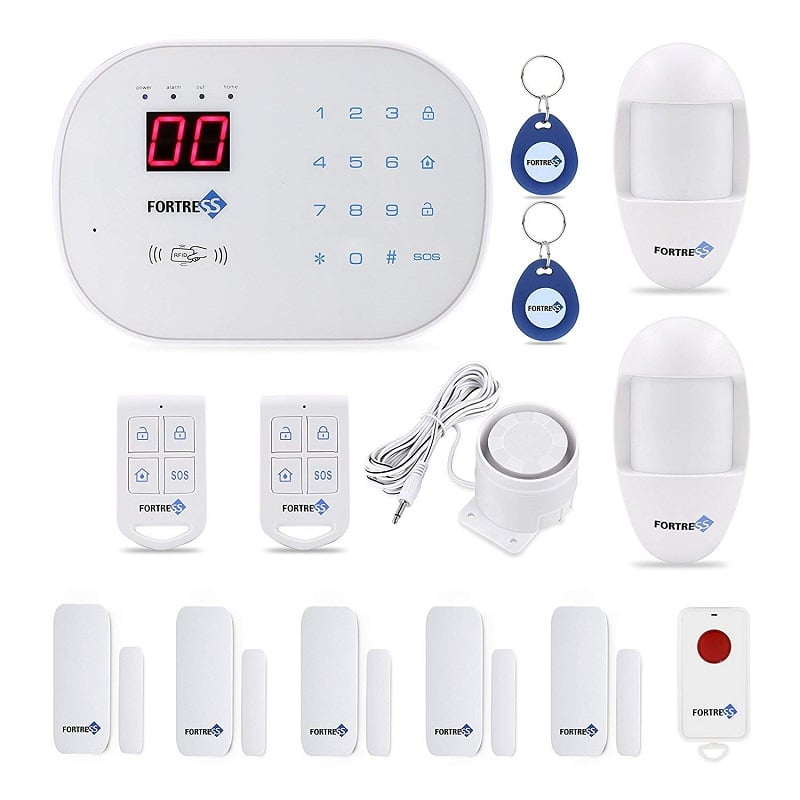 Fortress Security Store classic home security
