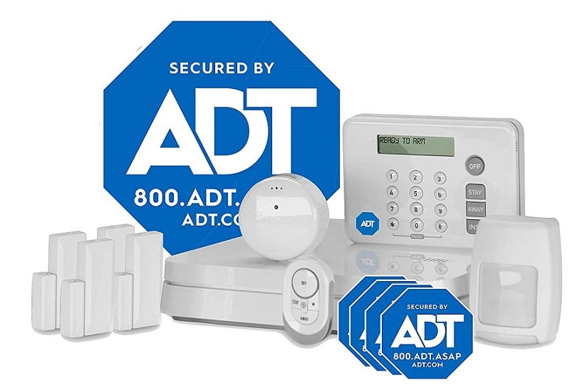 LifeShield ADT DIY Home Security System