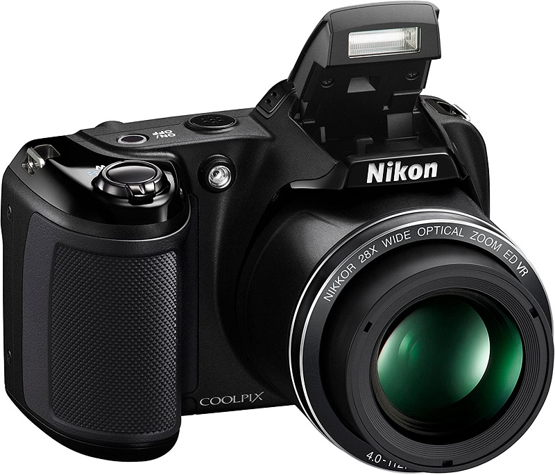Nikon Coolpix L340 Camera Image