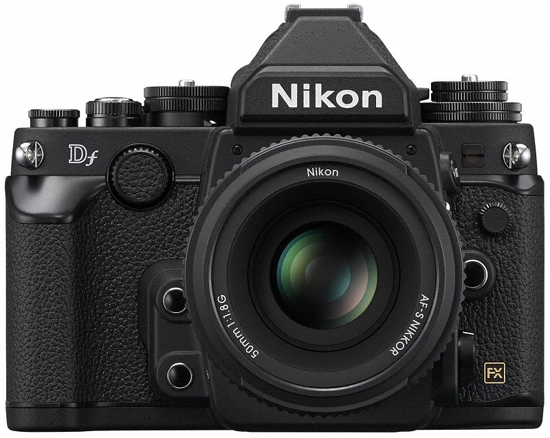 Nikon digital SLR camera Image