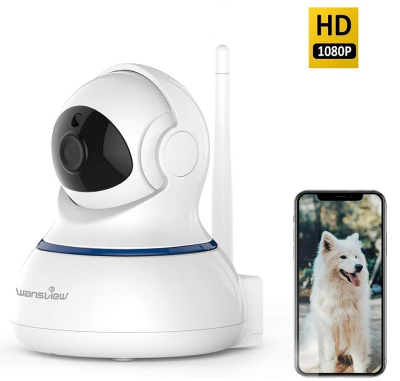 Wansview Wireless Security System