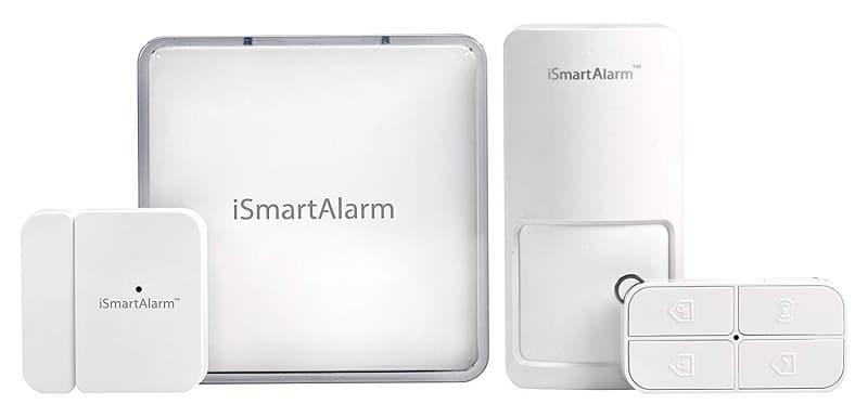 iSmartAlarm Apartment security system