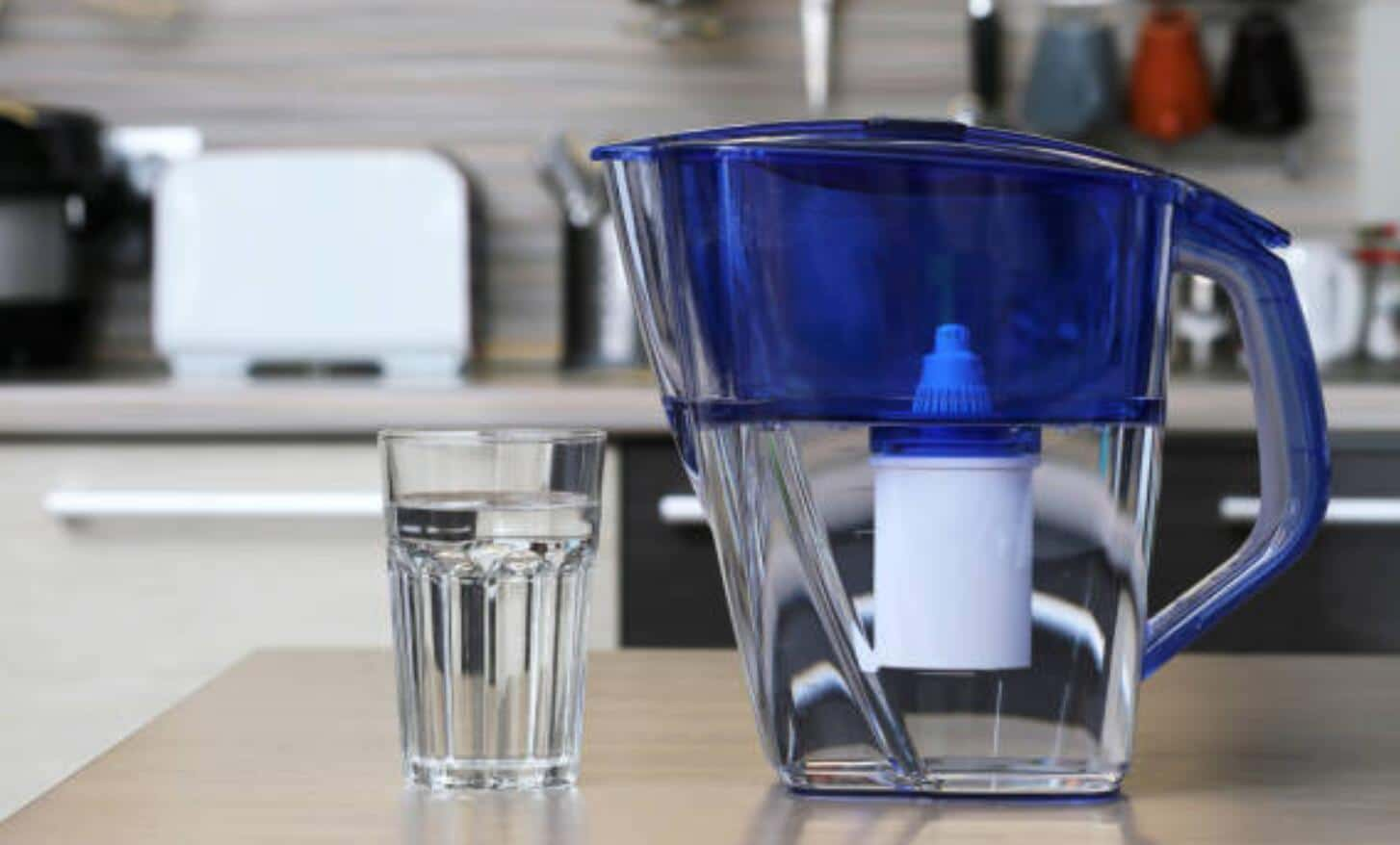 Alkalin Water Filter Pitcher
