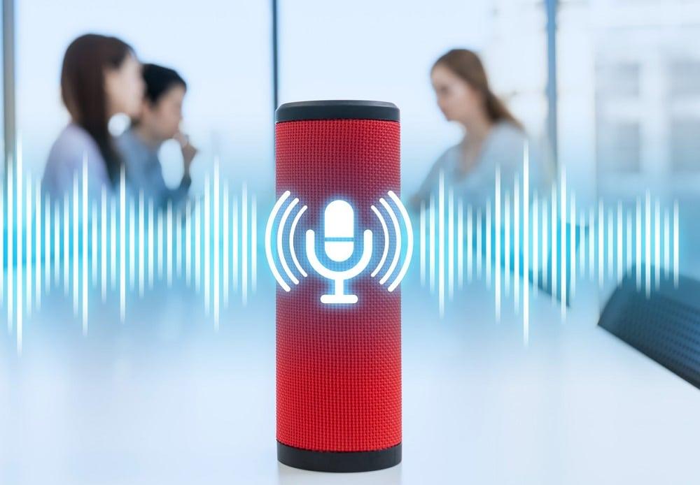 Bluetooth Smart speaker