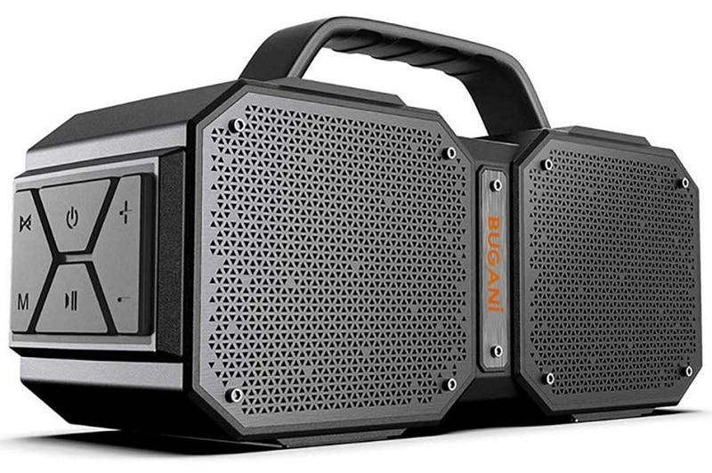 Bugani Bluetooth speaker