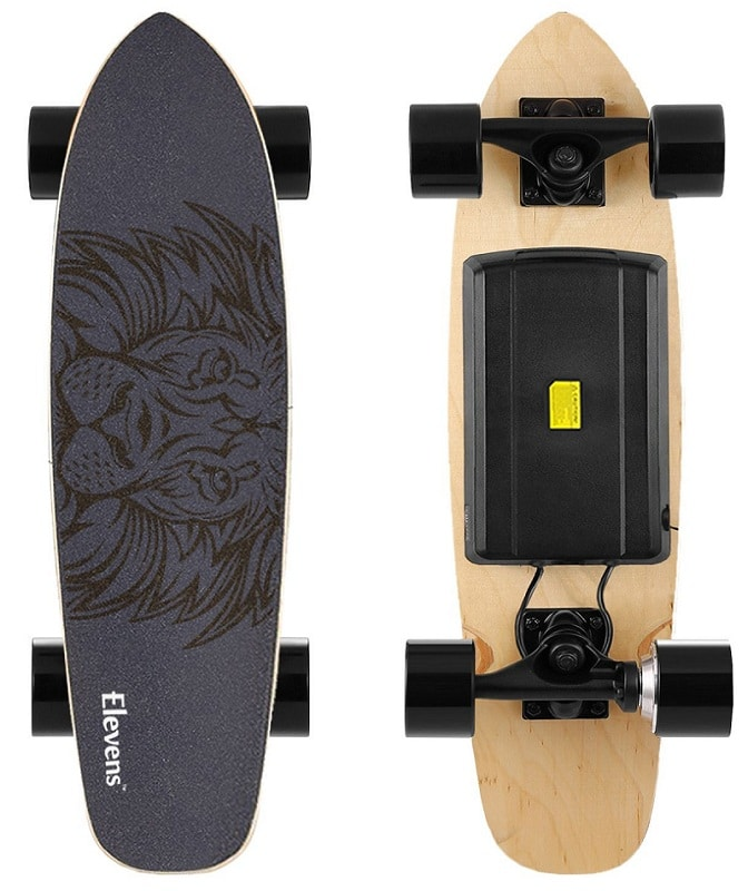 Elevens electric skateboard