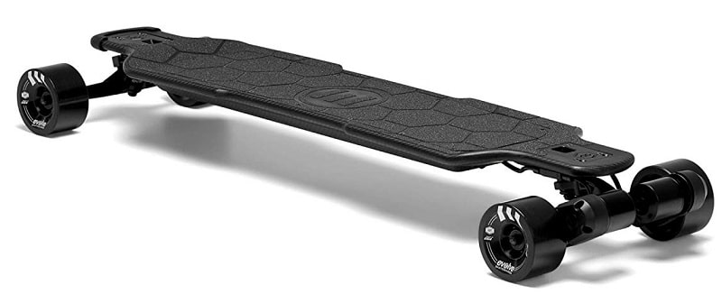 Evolve skateboards carbon GTR Street series
