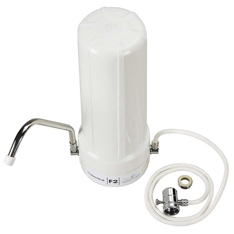 Home Master TMJRF2 Jr F2 countertop fluoride water filter
