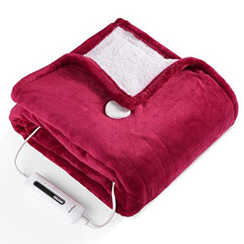 MaxKare Electric Heated Blanket
