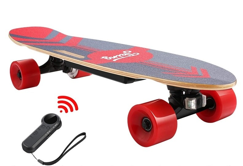 "Nesaila 28"" electric skateboard"
