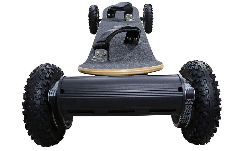 Outstorm 31mph off-road electric skateboard