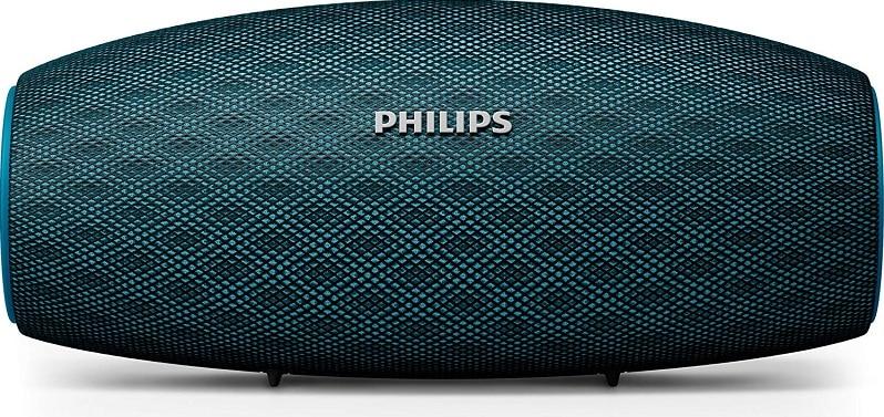Philips Blue Bluetooth Speaker