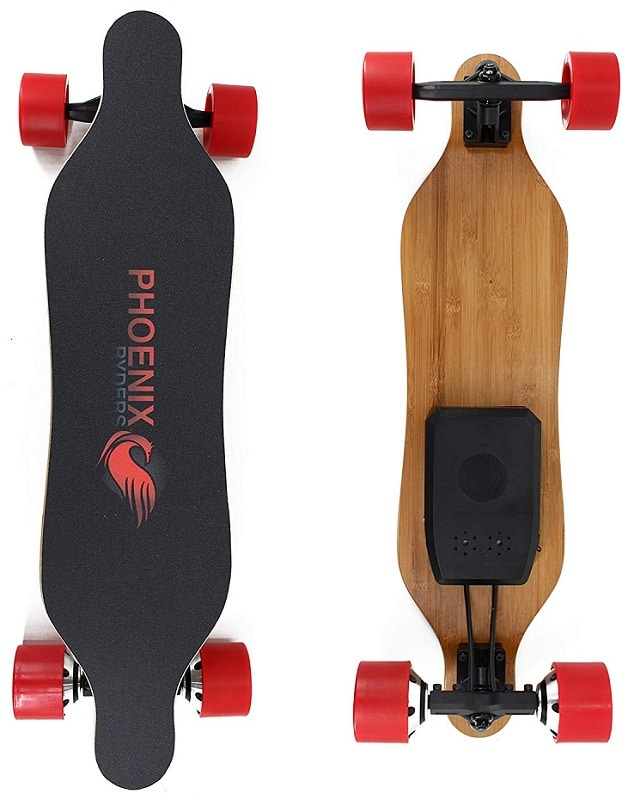 Phoenix Ryders electric skateboard