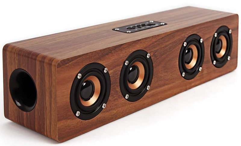 Seviz 4 Retro Bluetooth speaker