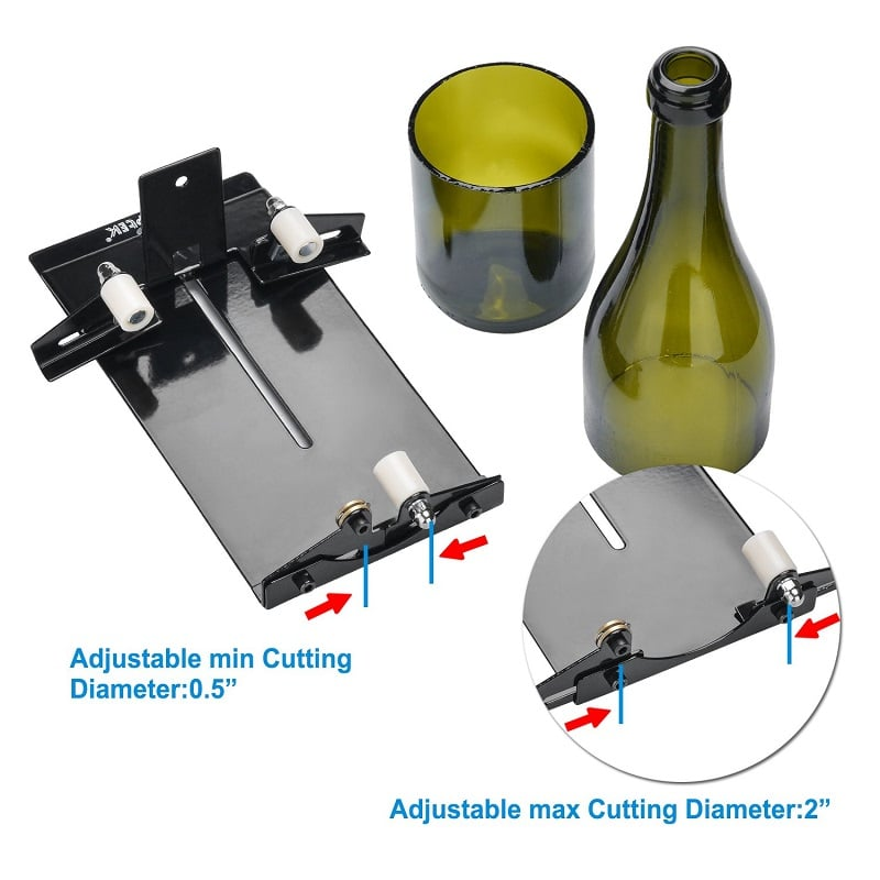 AGPtEK Bottle Jars Cutting Tool