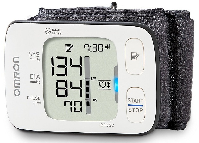 Omron 7Series Wrist Blood Pressure monitor