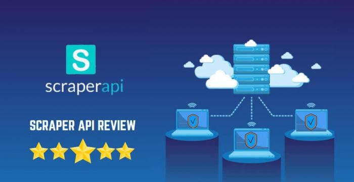 Scraper api review