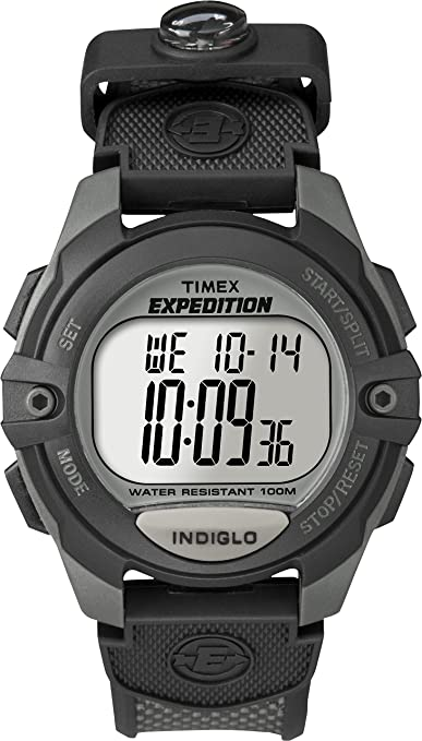 Timex Men's Expedition hrono Alarm