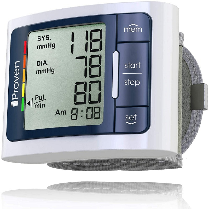 iProven digital home blood pressure meter