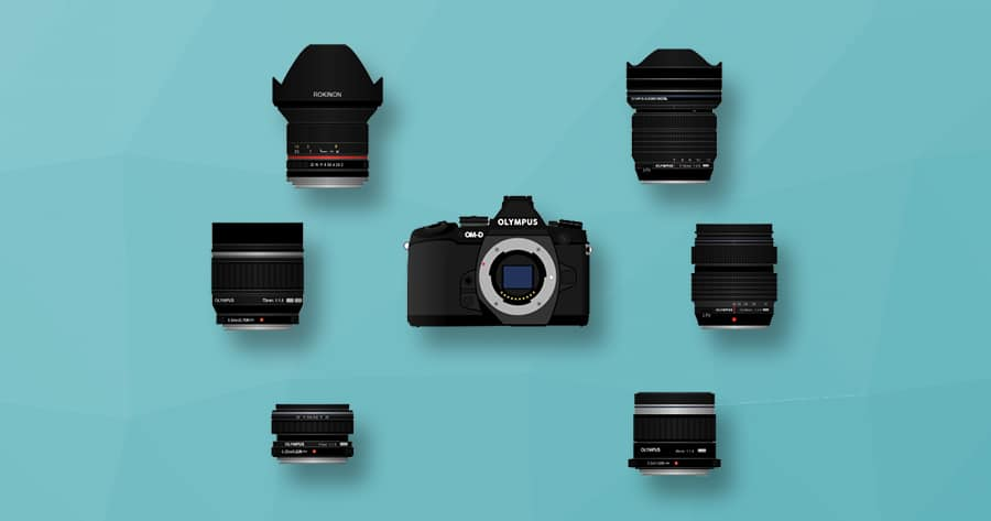 Micro-Four Thirds Sensors