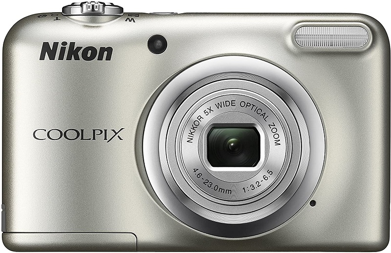 Nikon Coolpix A10 Camera Image