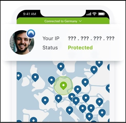 Nordvpn Security and privacy